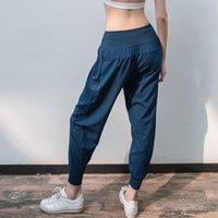 Fitness Yoga Pant Pants Loose Leggins Sport Women Gym Leggings Sweat Active Wear Jogging Harem Athletic Sweatpants