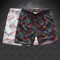 Summer Mode Hommes Shorts Sécher à séchage rapide Maillots de bain Carte d'impression Pantalon Beach Pantalon Mens Swim Bref Taille M-XXXL