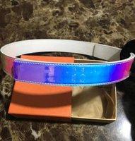 Cintura di cuoio personalizzata di alta moda in pelle di alta moda in pelle casual fibbia casual da uomo business design Genuine cinghie