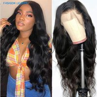 Lace Wigs HAIR Peruvian Body Wave Front Wig 4x4x1 Closure For Women Human 13x4x1 Frontal