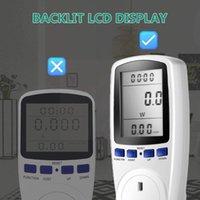 Smart Control Home Controle UK Plug Tomada Tensão Digital Wattímetro Consumo de Energia Medidor de Waenergy para KWh AC 230V Electricidade Analyzer Monitor L3