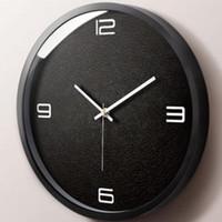Wall Clocks Modern Personality Creative Large Quartz Clock Mute Watch Living Room Decoration Kitchen Saat Home Accessories99