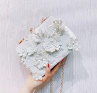 Floral Pattern Women Evening Bag Party Envelope Clutch Handbag Glitter Sequins Sparkling Banquet Glitter Bag For Ladies Girls Wedding Clutch