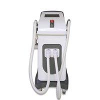 2021 Вертикальный IPL Постоянная машина для удаления волос для омоложения кожи Лазерное татуировка Удаление оборудования ND YAG