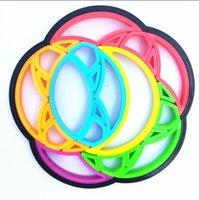 Stati Uniti Fotografia Stock Fashion Fidget Party Favore il Moon Ball Rotation Blocks Decompressione Genitore Genitore-Bambino Giocattoli interattivi Giocattoli