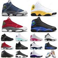 Retro Air Jordan 13 Zapatos de baloncesto 13s Del Sol Hyper Royal Rojo Flint Dark Powder Blue Playground Cred Love Respeto Mujeres para hombre entrenadores