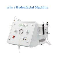 Dermabrasion skin rejuvenation facial skin cleansing spa equipment microdermabrasion machine