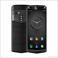 K Touch M17 Mini Pocket Playphone Dual SIM Card 64GB + 128GB الهواتف المحمولة Téléphone حقيبة جلد Whatsapp Facebook الهواتف الذكية 4G LTE الهاتف