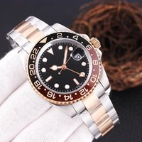 Mens Watch Automatic Mechanical Watches 40mm Ladiy Wristwatches 316 Stainless Steel Case Montre de Luxe High Quality