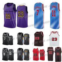7 Kyrie 11 Kevin Irving 13 Harden Durant 23 Basketball Jersey Piglulu Dennis Pippen Rodman Anthony 3 Davis Kyle 0 Kuzma Jerseys