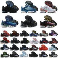 TN Sintond Men Shoes Plus TN3 III Paquete de topografía Paracaídas Puesta de sol Rojo Azul Triple Negro Blanco Oro Fresco Gris Hyper Violet Mens Running Sneakers
