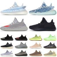 36-48 Erkek Bayan Ayakkabı Koşu Ayakkabısı Siyah Beyaz Gri Mavi Kahverengi Tereyağı Yeşil Mor Spor Sneakers Trainers