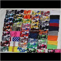 Elbow joelho almofadas americanos bandeira cancer fita digital camo braço manga guarda para adulto crianças todas as cores e c1lu2 ibgwj