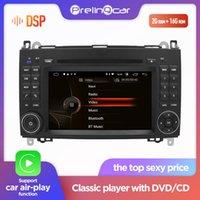 Joueur Android 9.0 DSP Multimédia Radio DVD pour la classe B200 B W169 W245 Viano Vito W639 Sprinter W906 WIF