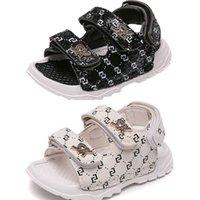 Детские сандалии мода сандалии повседневная обувь дети летние дизайнеры светлые мягкие нижние детские детские ботинки малыша девочки и мальчик G59JS4W сапоги