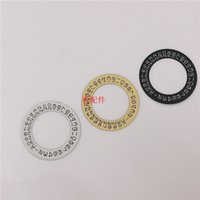date part circle round 22.8X14.9mm for 2824 2836 2846 2834 automatic movement DIY watch broken repair fix watchmaker change parts accessory tool swiss