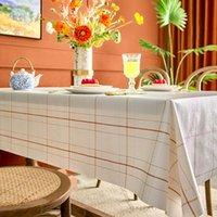 프리미엄 소프트 식탁보 방수 유화 방지 스피드 방지 일회용 사각형 식탁 및 매트 PVC 소재 천