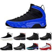 9s sapatos de basquete para homens ginásio vermelho racer azul UNC BREED CITRUS 9 Oreo Mens Trainers Esportes Sneakers Nakeskin