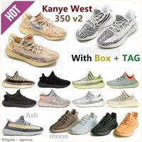 yeezy yeezys yezzy enfant boost 350 v2 ABEZ Cinder Zebra Yansıtıcı Dünya Orieo Koşu Ayakkabıları Kanye West V2 Runner Zyon Yecheil Siyah Statik Erkek Bayan Spor Sneakers