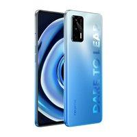 "Original Realme Q3 Pro 5G Mobiltelefon 8 GB RAM 128 GB 256GB ROM MTK Dimension 1100 64.0mp 4500mAh Android 6.43 ""Am gelöster Vollbild-Fingerabdruck-ID Gesicht Smart-Handy"