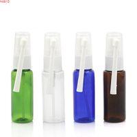 20 ملليلتر متعدد الألوان البلاستيك زجاجات رذاذ الأنف مضخة ضباب الأنف إعادة الملء للتغليف الطبي LX1329High