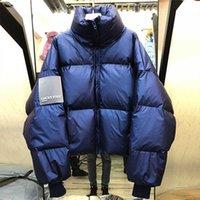 Winter Fashion Street Designer Womens White Duck Down Jacket Pretty Girls candy color short Coats Warm Down jacket D288 210608
