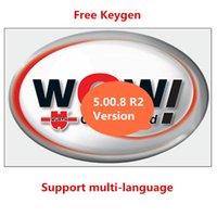 Code Readers Scan Tools Est Wurth 5.00.8 R2 البرمجيات 5.0012 متعدد اللغات مع Keygen مجانا ل VD TCS Pro Delphis 150e MultiTiag Cars