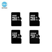 Kameror 128GB 64GB 32GB 16GB Valfri TF-kort Klass 10 Memory Micro SD 16 / 32/64 / 128GB