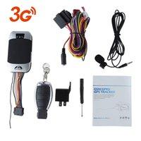 Araba GPS Aksesuarları Coban 303G 2G 3G Gerçek Zamanlı İzleyici Ücretsiz Platformlu Araç Anti Hırsızlık Su Geçirmez GSM GPRS Takip Cihazı