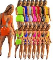 Frauen Kleider Designer trägerlosen zwei stück kleid aus schulter crop top bodycon split sexy kleidung plus größe dünne verpackte hüftrock s-2xl