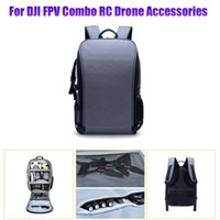 Drone Backpack Portable Storage Bag Fly More Combo Carrying Case For Dji Fpv Combo Drone Remote Controller Goggles Accessories
