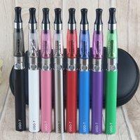Min.1set Dual Vape Pen Zipper Kit 900mAh 510 Thread Vape Battery Vaporizer UGO-T CE4 Tank Needel Bottle USB Charger