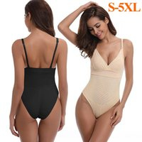 Women's Shapers Shapewear Slimming Sheath Shaping Women Binders And Fajas Colombianas Waste Trainer Belly Flat Control Thong