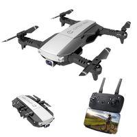 Goolrc H3 RC Drone Kamera Ile 4 K WiFi FPV Optik Akış Konumlandırma Hareketi Po Katlanabilir Quadcopter Acemi Drones için Katlanabilir Quadcopter