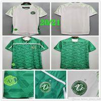 2020 2021 Chapecoense Jerseys de fútbol Aylon Alan Santos Ezequiel Ramon Silva Ruschel Custom Associacao Chapecoins De Futebol Camisa de Fútbol