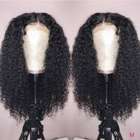 Superfetct Hair 13X4 Lace Front Wig Curly Human Brazilian Wigs Remy Bob Wigs1