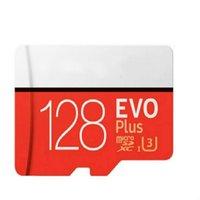 16GB / 32GB / 64GB / 128GB / 256GB EVO + 플러스 마이크로 SD 카드 U3 / 스마트 폰 TF 카드 C10 / 자동차 레코더 SDXC 저장 카드 95MB / s