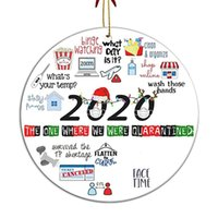 2020 A Year to Forge Remember Grinch Hand Christmas Ornament 2020 stink stank stunk Christmas Decoration With Face Mask Hanging Pendant