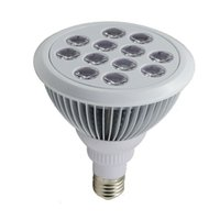 OmaiLighting PAR38 led flood e26 Medium standard Bulbs Warm White UV 12x 1.5W Light Bulb Lamp