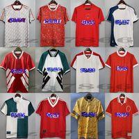 85 86 Dalglish Ruddock Herren Retro Fussball Jerseys 93 95 97 Fowler Redknapp Wright McManaman 04 05 10 Gerrard Torres Maserano Classic Football Shirt