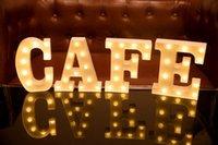 Lumière Lumière Inscrivez-vous à la nuit Lights Batterie d'anniversaire de mariage batterie alimenté lampe de Noël Barre de maison