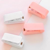 Household Portable Mini Heat Handheld Sealing Machine For Snack Kitchen Accessories OW Bag Clips