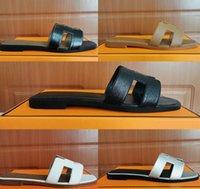 Sandales d'été Femmes Beach H Slippers Pantoufles Crocodile Cuisine En Cuir Flip Flops Sexy Talons Sandali Mode Designs Orange Scuffs Chaussures