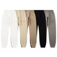 Essentials avec pantalons réfléchissants hommes femmes concepteur long pantalon printemps automne sport courir jogger surdimensionnement taille S-XL