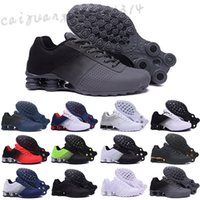 NIKE AIR MAX SHOX 809 803 R4 2021 Men Classic Avenue 803 Deliver Oz Chaussures Femme Running Shoes Sports Trainer Tennis Cushion Sneakers size 40-46 m33