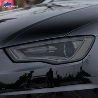 Phare de voiture Tint Noir Protection du film Protection Transparente TPU Sticker pour Audi A3 S3 RS3 8V 2013-ON SPORTBACK Accessoires