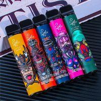 1500 Puffs Elf Bar Lux Cigarrillos Electrónicos 850mAh 4,8 ml Desechable Preparado Vape Pen Pod Vaping Starter Kit English / Russion Version