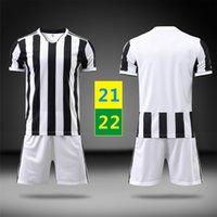 لنا سريع 2021 كرة القدم الفانيلة الرجال الاطفال قصيرة الأكمام البدلة 21 22 الرئيسية جيرسي كرة القدم رياضية رياضة الجري زي الأطفال التدريب تي شيرت 2022 مع شعار # YWZ-21B1