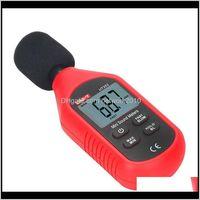 متر وحدة UT353 أداة قياس الضوضاء DB 30130DB اختبار مؤشر مراقبة مصغرة O مستوى الصوت متر ديسيبل F32HN 2AMJH