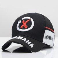 Cappellini da uomo Yamaha stampati cappellini da baseball unisex cappello da baseball cappello da moto da donna uomo estate berretto da baseball cappelli regolabili